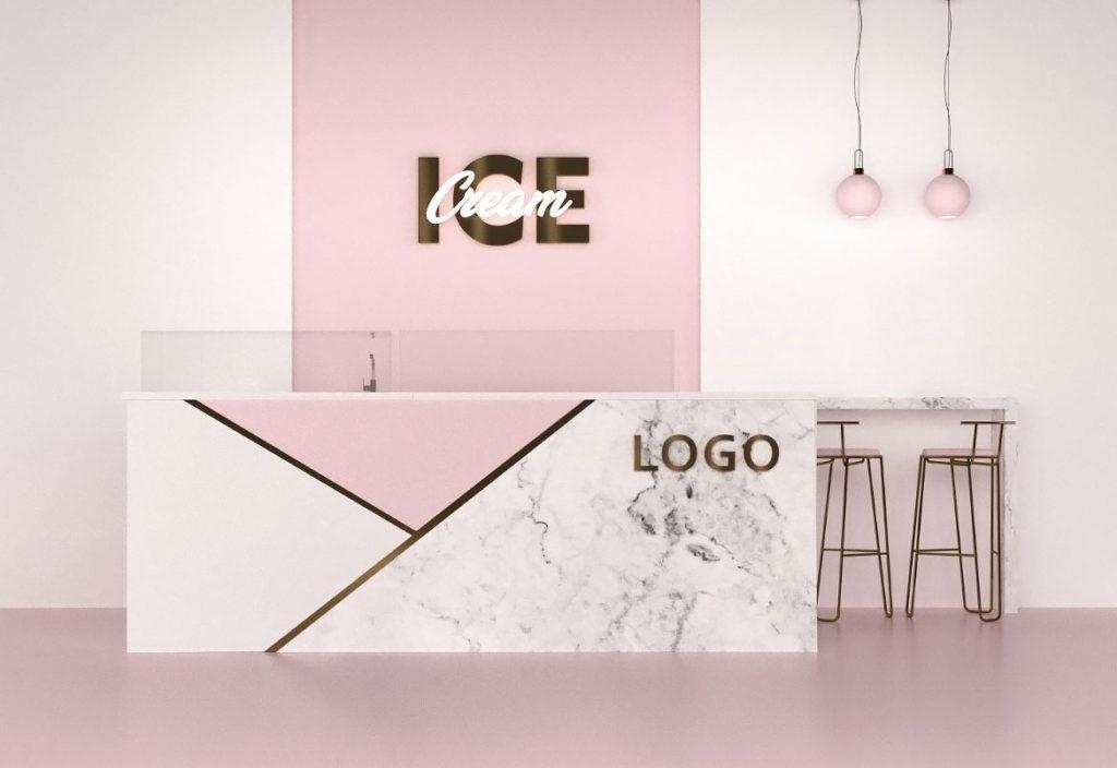 Островок мороженого